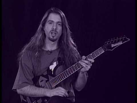 John Petrucci - The Legato Technique