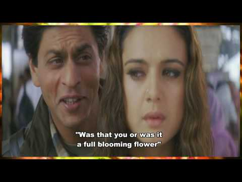 DO PAL - VEER ZAARA - ENG SUBS - FULL SONG - *HQ* & *HD* ( BLUE...