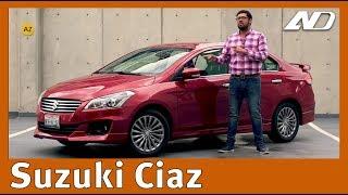 Suzuki Ciaz - Subestimado en muchos sentidos
