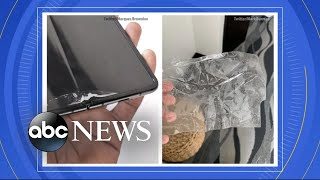 Samsung delays release of foldable smart phone