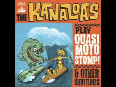 The Kanaloas - Quasimoto Stomp