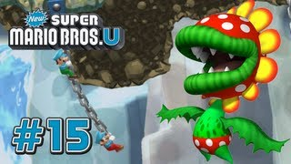 New Super Mario Bros - New Super Mario Bros U - Rock Candy Mines - 100%