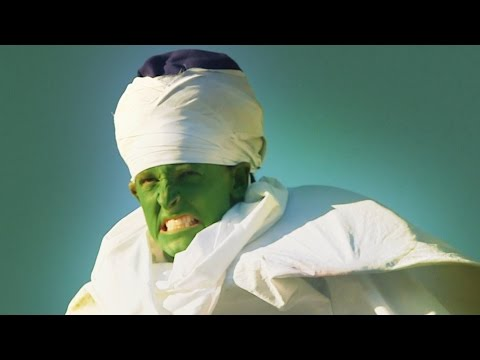 Dragonball Z Live Action Movie Trailer (official) - Mega64 video