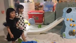 Coochie Coo Cafe - Quán Ăn Cho Mẹ và Bé Có Khu Vui Chơi   SauSoc TV