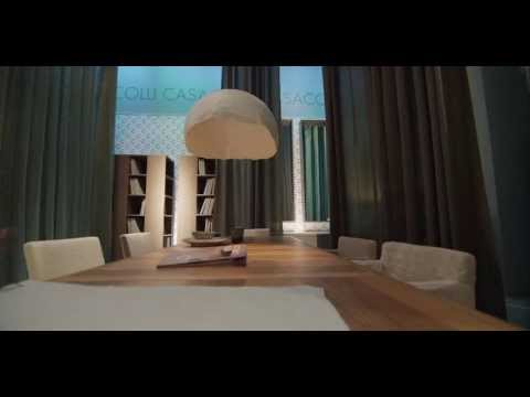 Colli Casa - Virtual Tour of Stand - Furniture Show - Milano 2013