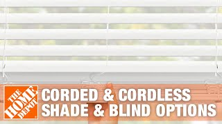 New Corded & Cordless Shade & Blind Options