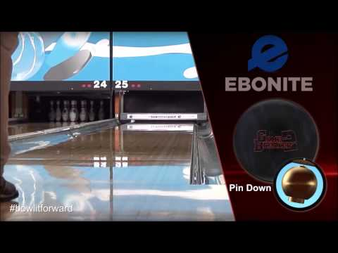 Ebonite Game Breaker 2 Bowling Ball Reaction Video From Bowlerstore Com