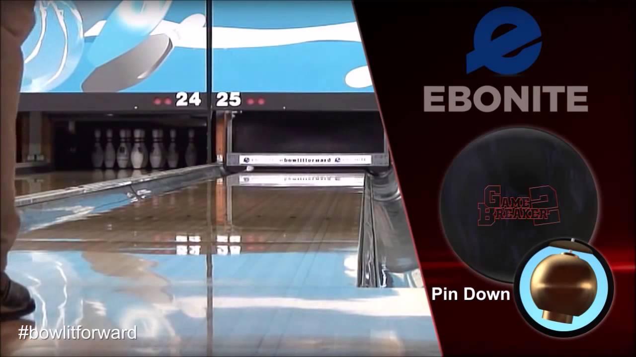 Ebonite Game Breaker 2 Bowling