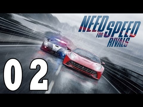 Let´s Play Need for Speed Rivals Deutsch - Part 2 - Xbox One Gameplay Walkthrough