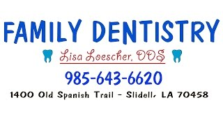 Reviews of the top cosmetic dentist and family dentistry in Slidell Louisiana 70458 area