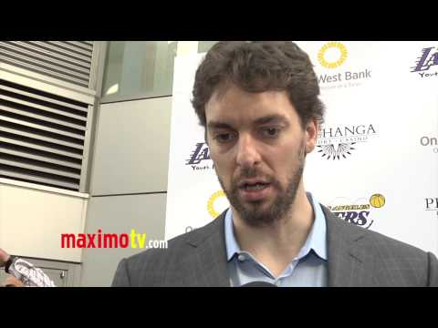 Pau Gasol on Being Ready for LA Lakers Making the Playoffs March 10, 2013