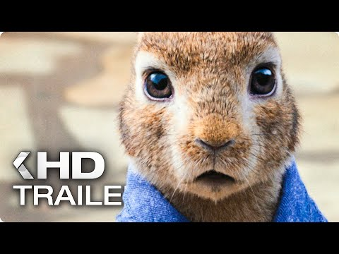 PETER HASE Trailer 3 German Deutsch (2018)