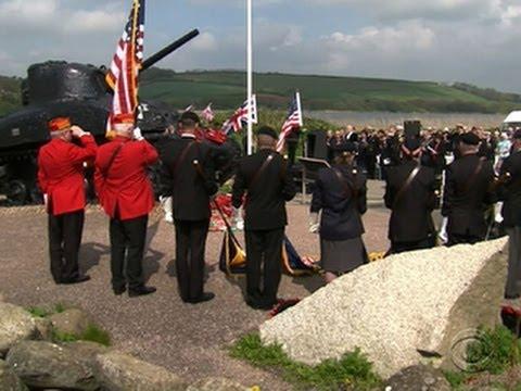 WWII veteran remembers secret D-Day debacle