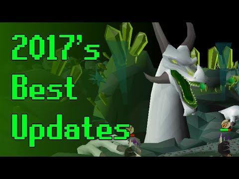 Old School RuneScape's 10 Best Updates Of 2017 (OSRS)