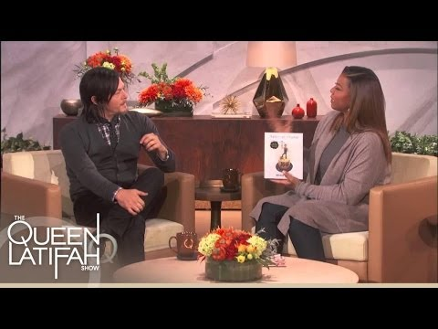 Norman Reedus On Being A Fan Favorite | The Queen Latifah Show
