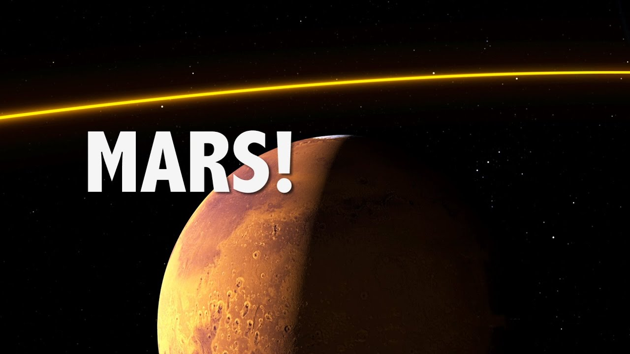 Fun Mars Facts for Kids - Cool Information About The Red ...