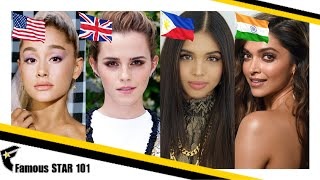 Top 10 Most Beautiful Women In The World 2018 | MAINE MENDOZA from Philippines is on No.1 Spot!