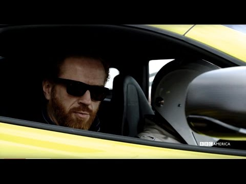 Behind The Scenes with Damian Lewis - Top Gear