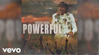 Rygin King - Powerful (Audio Visual)