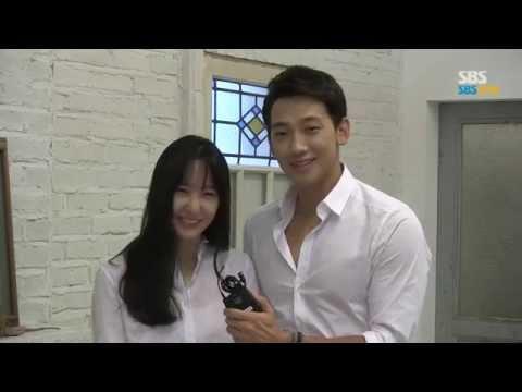 [SBS] 140905 เบื้องหลังการถ่ายทำโปสเตอร์ละคร My Lovely Girl
