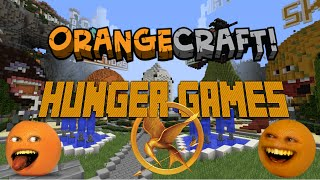 Orangecraft Hunger Games! |Minecraft Mini-Games|