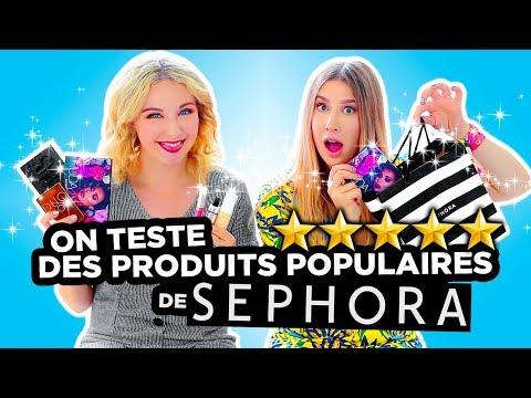 ON TESTE DES PRODUITS POPULAIRES DU SEPHORA!   2e peau
