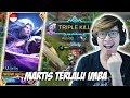 HERO MARTIS TERLALU IMBA ? - MOBILE LEGENDS INDONESIA