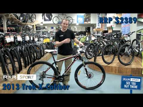 2013 Trek X-Caliber 29er Mountain Bike Review