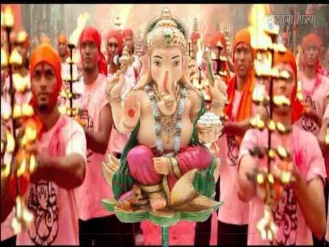 Gajanan Aaye Hai - Jai Ho Gajanan - Popular Hindi Ganesh Bhajan...