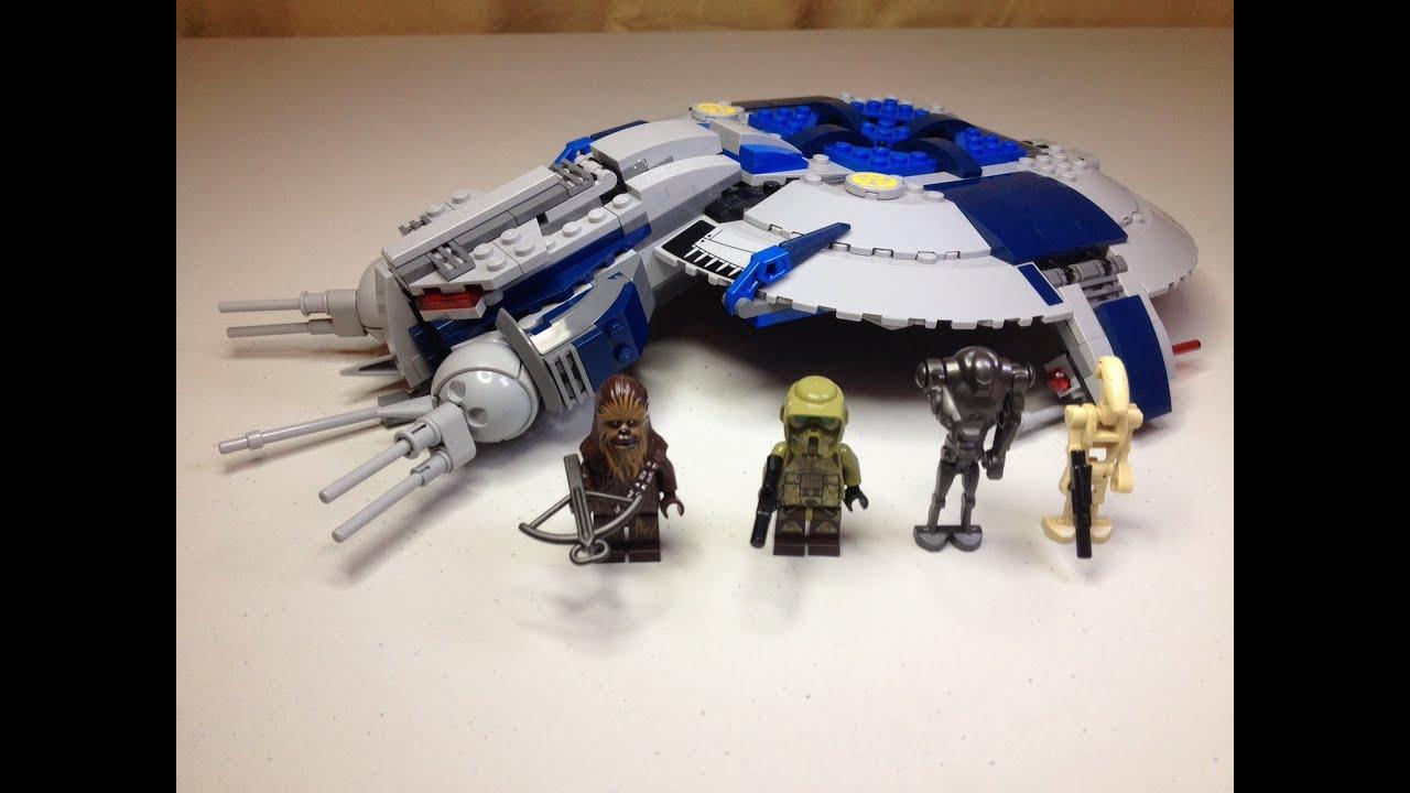 Droid Gunship Instructions Lego Star Wars Droid Gunship
