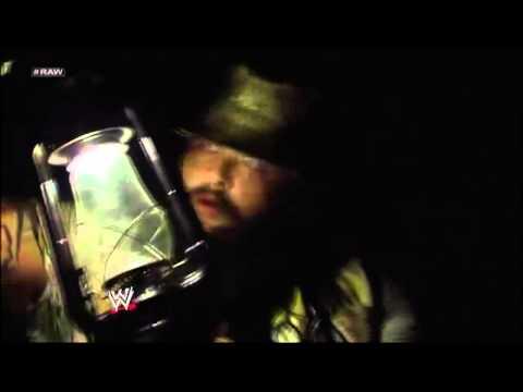 wwe Undertaker attacks The Wyatt Family---- Undertaker Returns 2013