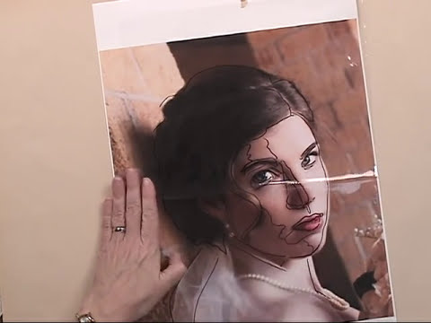 How to Paint a Portrait from Your Own Photo