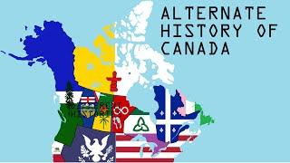 Alternate History of Canada 1960-2045