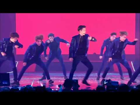Exo-Wolf live