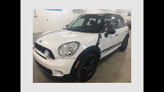 2011 MINI COOPER S COUNTRYMAN (Mansfield, Ohio)
