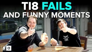 The International 2018 Fails and Funny Moments