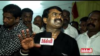 INAM is the movie against Tamils took by Malayalam People - Seeman Speech