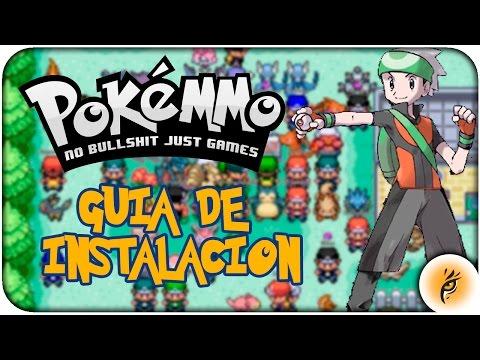 PokeMMO RPG de Pokemon Online - Guia Como jugar 2015 instalacion