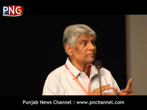 Satish Jacob | Media Conclave 2016 Part 7 | Punjab News Channel | Official Video