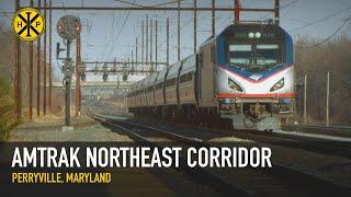 Saturday Action on the Northeast Corridor