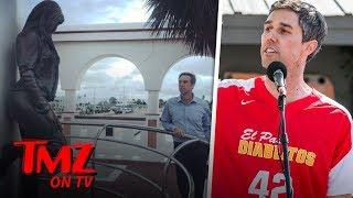 Beto O'Rourke Loves Selena Quintanilla   TMZ TV