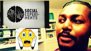 Social experiments for English Langauge Speaking Classes!!!