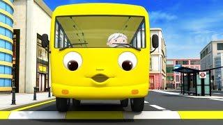 🔴  Las Ruedas del Autobús   Canciones Infantiles   Dibujos Animados   Little Baby Bum en Español