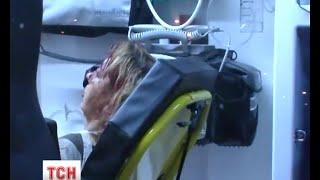 У Києві жорстоко побили активістку Валентину Макарову - (видео)