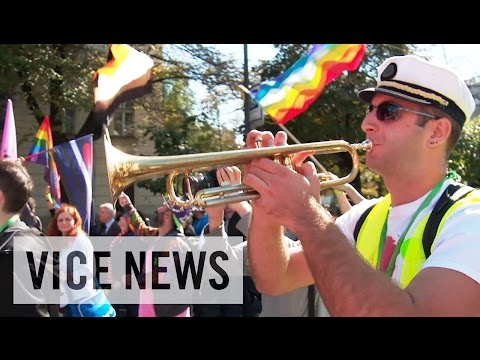 Young and Gay in Belgrade: Serbia's March to Equality