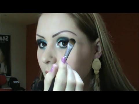 Tutorial da maquiagem vencedora do concurso