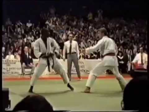 JKA FINLAND PROUDLY PRESENTS: Elwyn Hall: The Competitor