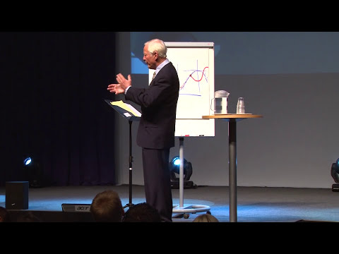 Nordic Business Forum 2012 - Brian Tracy on Leadership