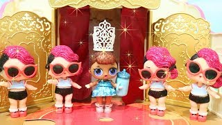 LOL Surprise Glitter Series - Baby Doll Play With Toys and Dolls Blind Bags