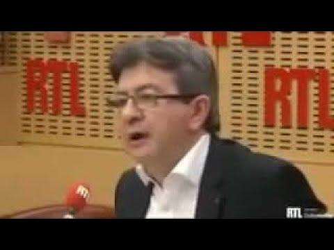 Le grand clash : Eric Zemmour et Mélenchon sur RTL